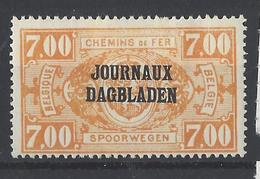 Nr JO32 * - Dagbladzegels
