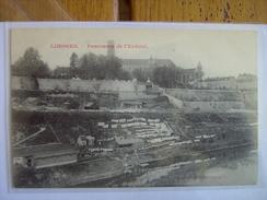 Limoges Panorama De L'évéché - Bussiere Poitevine