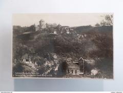 1920 YEARS GERMANY ALLEMAGNE CHATEAU CASTLE SCHLOSS BURG DIE PERLE DES BERGISCHEN LANDES MIT STADT BURG A-D.W. POSTCARD - Bergisch Gladbach