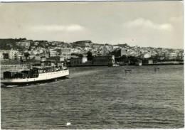 REGGIO CALABRIA  Nave Traghetto Villa Nel Porto  Ferry-boat - Reggio Calabria