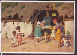 Postkarte Weihnachten , Schönermark 1935 - Weihnachten