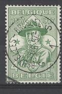 Nr 1023 Centraal Gestempeld - België