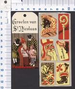 2 XSt. Nicolaas Kaartjes Voor Cadeau S. ( Originalscan !!! ) - Unclassified