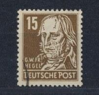 Duitsland/Germany All. Bezetting/ All Occupation SBZ 1948 Mi: 217 (Gebr/used/obl/o)(2007) - Sovjetzone