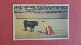 Bull Fight   Muestra De Valor  Daring Show   Ref 2547 - Corrida