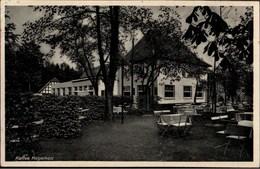 ! Alte Ansichtskarte Kaffee Hegerholz, Osnabrück, 1934, Niedersachsen - Osnabrück