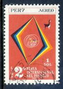 PERÚ-Yv. A 168-PER-8528 - Peru