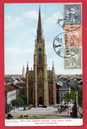 Serbie. Novi Sad ( Ujvidék). Eglise Du Nom-de-Marie. 1910 - Serbie