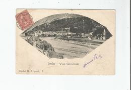 ISOLA 38140  VUE GENERALE 1906 (VUE PANORAMIQUE AVEC EGLISE) - Frankreich