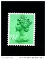 GREAT BRITAIN - 1982  MACHIN  12 1/2p.  CB  MINT NH  SG X898 - 1952-.... (Elizabeth II)
