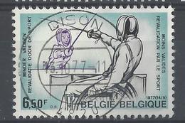 Nr 1864 Centraal Gestempeld - Belgique