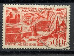 France 1949 500f Marseille Issue #C26 Used - Airmail