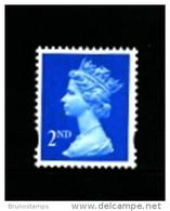 GREAT BRITAIN - 1993  MACHIN  2nd  CB  DLR  MINT NH  SG X1664 - 1952-.... (Elisabetta II)