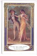 PUBLICITE - Crème De Toilette MALACEINE - Werbepostkarten