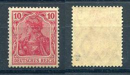 Deutsches Reich Michel-Nr. 86IIa Postfrisch - Geprüft - Deutschland