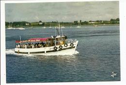 Golfe Du Morbihan - Séné - Arradon - VANNES - VEDETTE JOS MX5825 - France