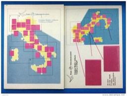 1980 Castelli D´Italia Folder Ufficiale Delle Poste - VUOTO SENZA FRANCOBOLLI - 6. 1946-.. Repubblica