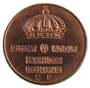 1953 - Sweden 1 öre - KM# 820 - Svezia