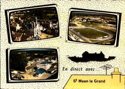Ille Et Vilaine, St Meen Le Grand, En Direct Avec ......    (bon Etat) - Frankreich
