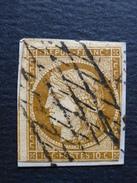 N° 1 Grille Sans Fin - 1849-1850 Cérès