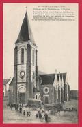 CPA Guérande - Village De La Madeleine - L'Église - Guérande