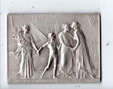 Compagnie Des Chemins De Fer De Paris - Lyon - Méditerranée . Médaille Assemblée Générale Des Actionnaires - Réf. N°4M - - Ferrovie