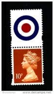 GREAT BRITAIN - 1998  MACHIN  10p.  PERF. 14  MINT NH  SG Y1676a - Machins
