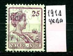 OLANDA - HOLLAND - Nederlandsch  Indie - Year 1914- Usato - Used. - Niederländisch-Indien