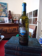 De 1993 - France - CHATEAU PAGNON - Bergerac - CUVEE DU CENTENAIRE 1996 LE RELECQ-KERHUON - Vide - - Vino