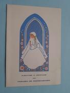 Plechtige Heilige Communie Marleen De Keersmaecker LONDERZEEL 7 Juli 1957 () Zie Foto´s ! - Menus
