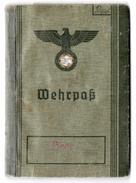 WEHRPASS Allemand 4.4.44 - Documenti
