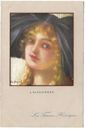Les Femmes Héroiques - L'Alsacienne  - Illustrateur Emile DUPUIS - 41 - Dupuis, Emile
