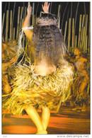 """Polynésie Française- Les Iles Du Pacifique Sud Mouvement Du """"pa'oti"""" (tamure) Danseuse Tahitienne (Tahiti Dance CP 035 - Polynésie Française"""