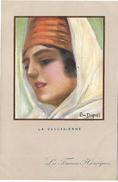 Les Femmes Héroiques - La Caucasienne - Illustrateur Emile DUPUIS - 43 - Dupuis, Emile
