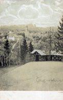 V7822 Cpa Allemagne - Gruss Aus Weilheim - Weilheim