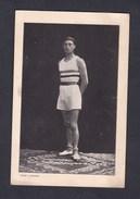 Sport Marche Athletique Adrien Courtois Champion De France Club De Marche De Nancy Puis A.S. Lorraine Cl. Scherbeck - Sports