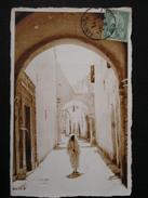 CPA - TUNIS - CARTE PHOTO SANS LOCALISATION - Túnez