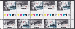 Australian Antarctic Territory  ASC 118-119 1999 Mawson's Huts Gutter MNH - Unused Stamps