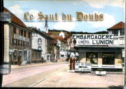 N°53277 -carnet Le Saut Du Doubs - France