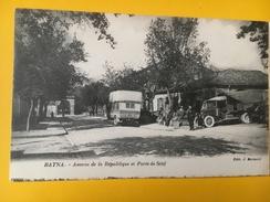 2.2643 - Batna Avenue De La République Et Porte De Sétif Camions - Batna