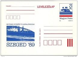 3473 Hungary Postcard Water Sport Rowing  Unused - Rudersport