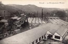 TULLE LA MANUFACTURE D'ARMES - Tulle