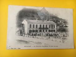 2.2646 - Beni-Saf  La Direction Des Mines Un Jour De Paye - Algérie