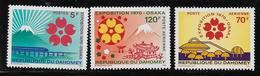 DAHOMEY, 1970, #C124-5 & 270  OSAKA  EXPOSITION  MH - Bénin – Dahomey (1960-...)