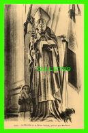RELIGIONS - ST-TUGEN ET LE CHIEN ENRAGÉ, PRÈS ET PAR AUDIERNE -  COLLECTION VILLARD - - Saints