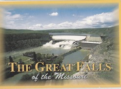 THE GREAT FALLS OF MISSOURI - Great Falls