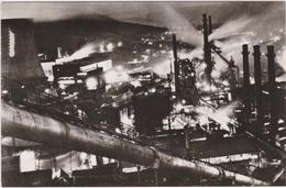 RESITA - Night View  -perfect Condition-around 1960 - Roemenië