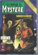LA MAISON DU MYSTERE   N° 9  - ARTIMA 1979 - Arédit & Artima