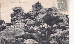 CPA Plourac'h - Rohellon Lafarque - 1906 (28284) - Callac