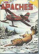 APACHES   N° 92  -  MON JOURNAL 1983 - Mon Journal